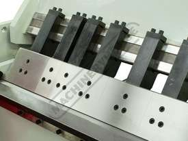 PB-830A Hydraulic NC Panbrake - NC-89 Control 2500 x 4mm Mild Steel Bending Capacity - picture4' - Click to enlarge