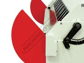 PB-830A Hydraulic NC Panbrake - NC-89 Control 2500 x 4mm Mild Steel Bending Capacity - picture5' - Click to enlarge