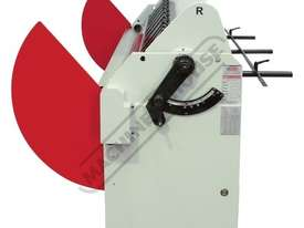 PB-830A Hydraulic NC Panbrake - NC-89 Control 2500 x 4mm Mild Steel Bending Capacity - picture9' - Click to enlarge