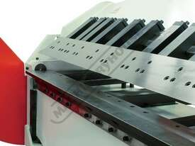PB-830A Hydraulic NC Panbrake - NC-89 Control 2500 x 4mm Mild Steel Bending Capacity - picture7' - Click to enlarge