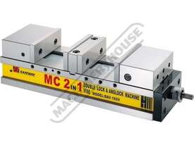 DAV-160V Double Lock Vice 160mm - picture0' - Click to enlarge