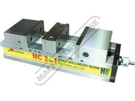 DAV-160V Double Lock Vice 160mm - picture2' - Click to enlarge