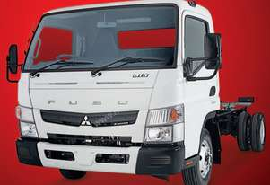 New Fuso Canter 815 Wide Cab chassis