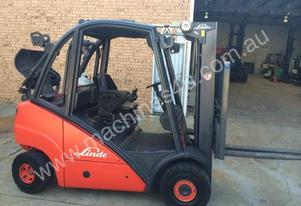 LINDE H25T Counterbalance Forklift
