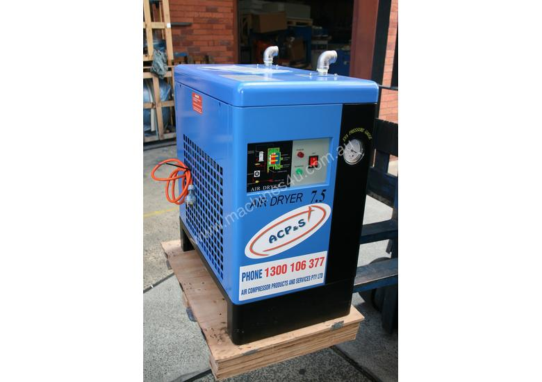 35CFM Compressed Air Refrigerated Dryer for removing water from compressed air