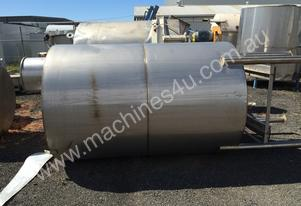 Stainless Tank 5000lt stainless steel tank