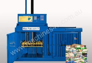 WastePac PET40 Plastic Balers