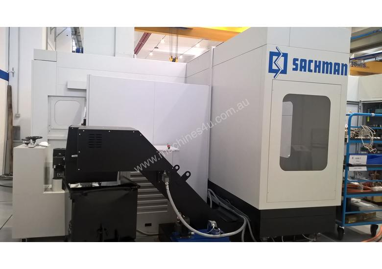 Sachman Thora T/RT CNC Bed Mills