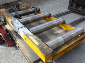 Industrial Powered Roller Conveyor .55kw 415KG - picture1' - Click to enlarge