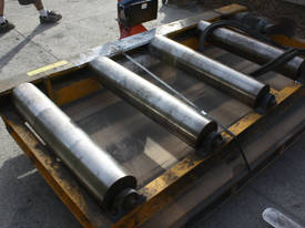 Industrial Powered Roller Conveyor .55kw 415KG - picture2' - Click to enlarge