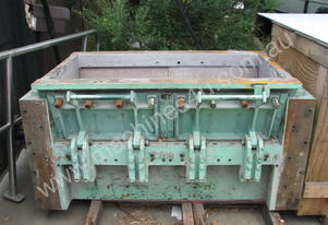Heavy Duty Industrial Plastic Shredder Granulator