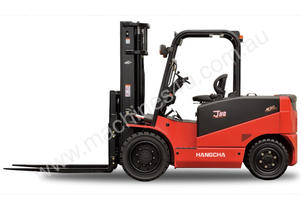 J Series 5-8.5T Forklift (Four Wheel)