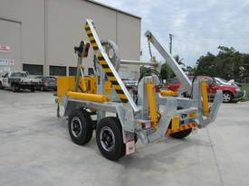 REDMOND GARY  6.0 Tonne Self Loading Cable Drum Trailer - picture2' - Click to enlarge