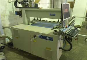 Masterwood MW12.25K CNC Machine Center