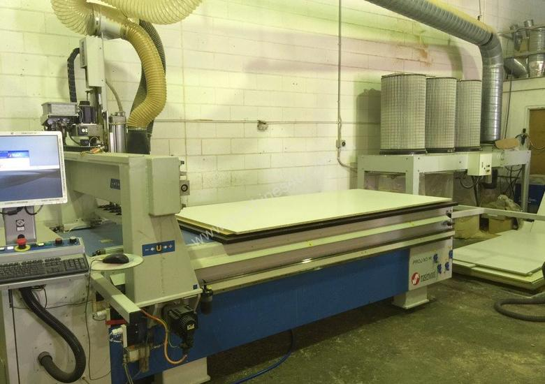 Used Masterwood CNC Machines for sale - MW12.25K Made in Italy - $ ...