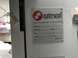Masterwood Project 110 Nesting CNC Machine - picture4' - Click to enlarge
