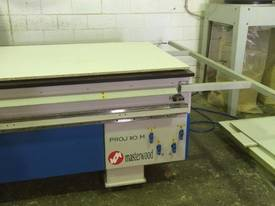 Masterwood Project 110 Nesting CNC Machine - picture3' - Click to enlarge