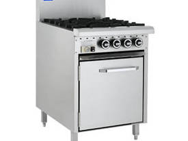 Luus Model CRO-4B - 4 Burners and Oven  - picture0' - Click to enlarge