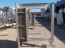 Plate Heat Exchanger. - picture1' - Click to enlarge