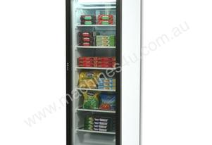 Bromic UF0374LS-LED Flat Glass Door 300L LED Display Freezer