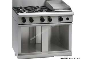 Waldorf 800 Series RN8603G-CB - 900mm Gas Cooktop `` Cabinet Base
