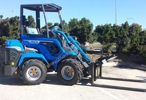 Multione 6.3+ High Torque Mini Loader