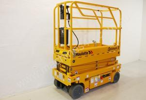One Only Demo Haulotte Optimum 8 Scissor lift