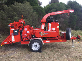2016 Morbark M15RX Diesel Wood Chipper