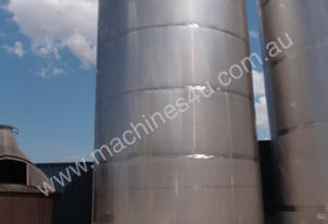 Stainless Steel Storage Tank - Capacity 70,000Lt