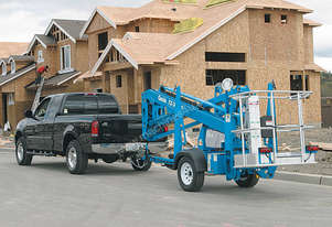 New Genie TZ-34/20 Trailer Mounted Boom