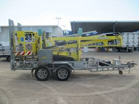 Leguan 125-200 4WD Spider Lift & Trailer
