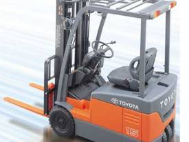 ELECTRIC FORKLIFT - picture0' - Click to enlarge
