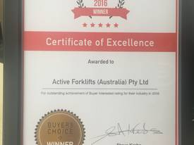 Forklift Tynes Forks Sydney stock Varying Sizes - picture6' - Click to enlarge