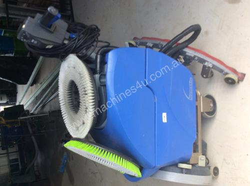 Numatic TT3450S Twin Tanked Scrubber