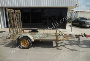 Or  WERRIBEE SC12 PLANT TRAILER