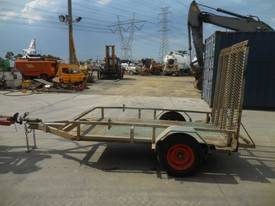 WERRIBEE SC12 PLANT TRAILER - picture3' - Click to enlarge