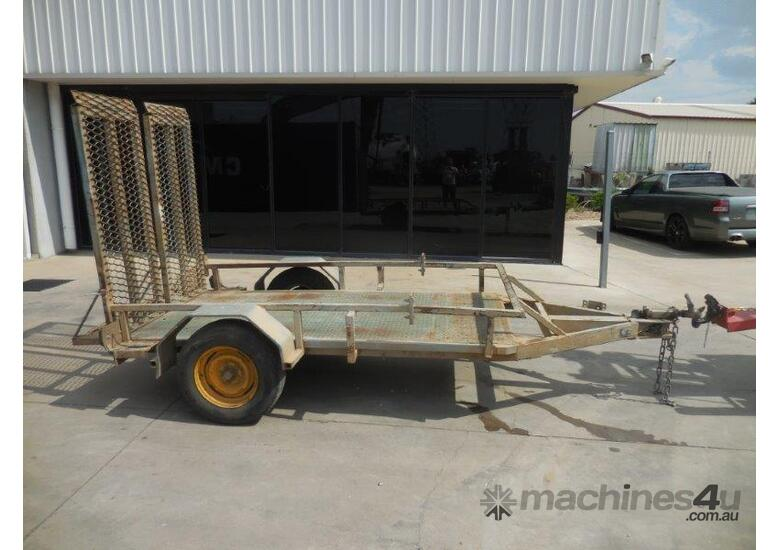 WERRIBEE SC12 PLANT TRAILER