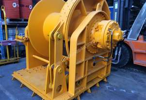40tonne Hydraulic Winch
