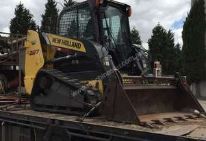 New Holland   track loader c227