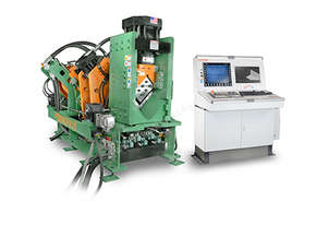 Turret Punch Press Angle-Master HD 863