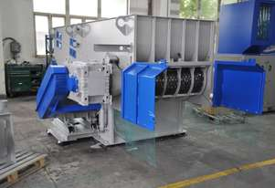 Zerma INDUSTRIAL SHREDDER for Plastic, Wood