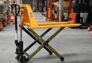 1.5T High Lift Hand Pallet Truck Up to 800mm