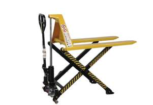 1T High Lift Pallet Jack/Pallet Truck Lift Height Up to 800mm