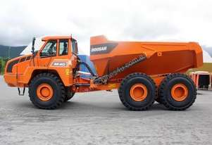 Late Doosan DA40 Articulated Dump Trucks