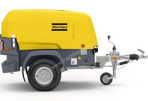 Atlas Copco Portable Compressor XAS 68 Kd