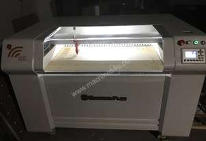 Omnisign Plus laser cutting machine