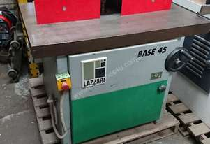 Lazzari   Spindle Moulder