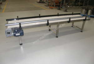 New Belt Conveyor, 3000mm L x 400mm W x 900mm H