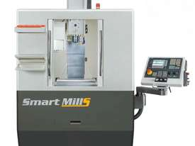 Quantum S5 Taiwanese Compact Machining Centre - picture0' - Click to enlarge