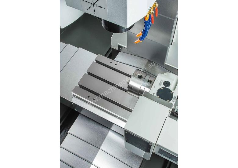 Quantum S5 Taiwanese Compact Machining Centre